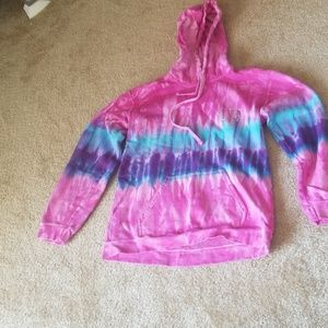 ivory ella Tops - Tie-dye sweatshirt